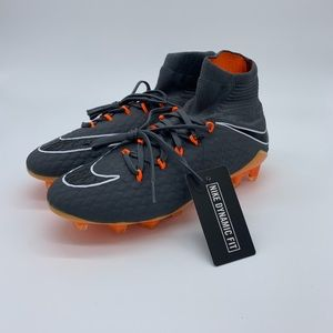 Men's phantom 3 pro soccer cleats Nike Gray